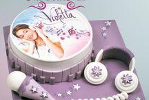 Torte Violetta