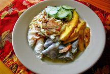 Caribbean Foods / by Rosemarie Deschamps-Fontaine