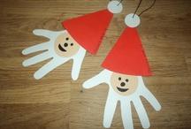 jul fb 16 / Förslag till vår julpysselaktiviteter med barnen.