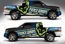Design / vehicle wrap