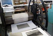 Printmaking studios - residencies