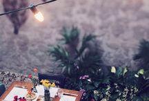 Dream home: In the garden