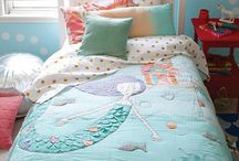 Quinn's mermaid room
