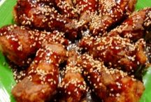 Wing Recipes for the Competition / by Joanna Snow