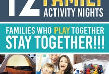 Family Fun / How to live a more stress free life. Stressfree activities with the children and how we can create quality time with everyone in the family.