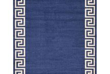 Area Rugs / Area Rugs that add a little something extra to your home.  Traditional, Modern, Transitional, Ikat, Chinoiserie, Fretwork, Greek Key Designs.