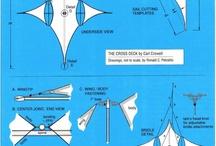Papalotes, planeadores, escala