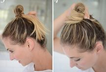 Hairstyles to try this summer / by Katie Thompson