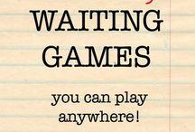 Line games for kids