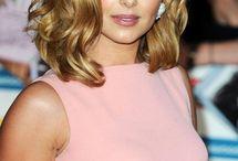 Celebrity Makeup / Celebrity makeup inspiration / by Kimberley Johnson