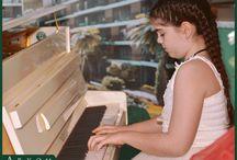 ARYOM KORU Çocuk Piyanistler Resitali Albümü