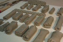 keramika razítka