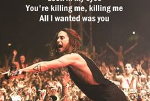 30 seconds to mars ❤❤