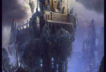 Fairy architecture