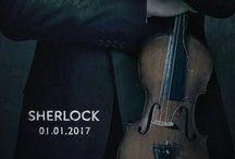 Sherlock and Benedict Cumberbatch