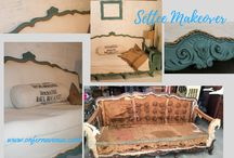 "Old Fashioned Milk Paint Products / Learn how to ""DIY Green"" with our official Brand Bloggers group board! For more info on The Old Fashioned Milk Paint Co. check out www.milkpaint.com!"