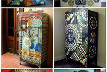 pattern on furniture