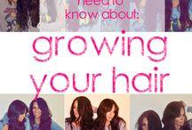Hair / Hair tips