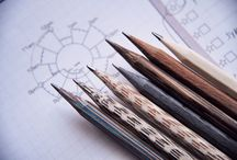 Elegant Pencils / The most elegant pencils we've found around!