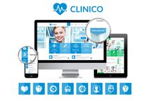 Clinico Responsive Medical and Health Template / #themeforest #html #template