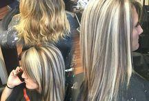 Hair too