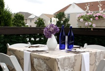Table Toppers / by CookKosher