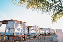 Entornos idílicos donde casarte / Te gustaría casarte en la playa, en el campo, en una hacienda, en una bodega...