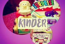 KINDER. (my collect') / ©LauryRow. / https://www.facebook.com/pg/Disneycollecbell%20/photos/?tab=album&album_id=604663222948705