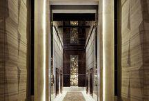 LOBBY & HALLWAY / by Fresia Herhuay     Interior Designer