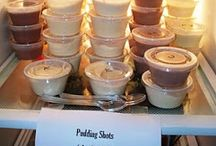 Jello-Pudding Shots
