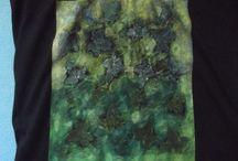 Textil,batik, and shirt design