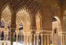Plaatsen om te bezoeken / Alhambra