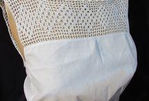 Pecheras para blusas
