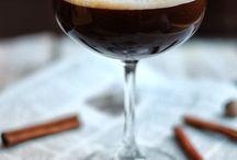 Booze / Drinks cocktails alcohol whiskey / by Edyta Fleszar