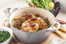 Recipes / Whether it's your grandmother's recipe or one you just discovered here on Pinterest, an Emmer & Co. heritage bird is a transformative ingredient. It's time to taste chicken for the first time.