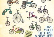 Round and Round: Cycles--Fabric of the Month June 2013