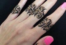 Fngrz henna