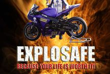 Explosafe - Because your life is worth it!