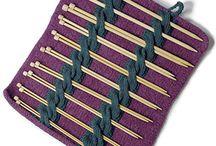 Knit Needle Case