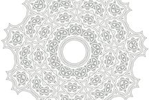 Coloring pages  / by Sara