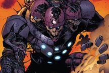 X-Men Comics / Comics by Marvel