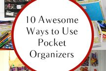 Pocket Organizer / by Julie Lawson Fancher