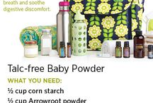 Essential Oils for Babies / Ask me how you can get your amazing doTerra Oils for wholesale prices :)