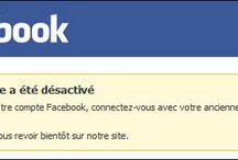 Désactiver réseau Facebook