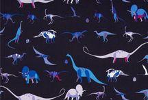Dinosaur Quilt Ideas