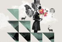 Digital Art & Collages