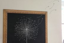 Chalkboard art / by Claire Roberts