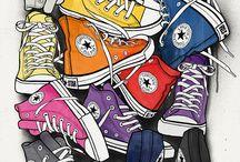 Converse / One love...converse <3