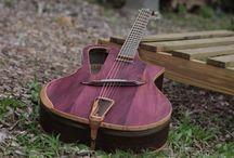 Purpleheart Guitars