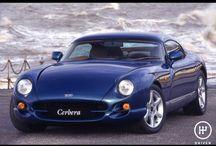 TVR / TVR Car Models